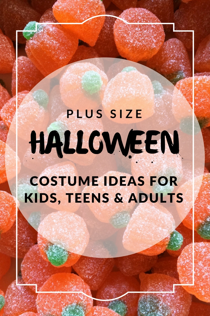 Plus size Halloween costume ideas for 2017