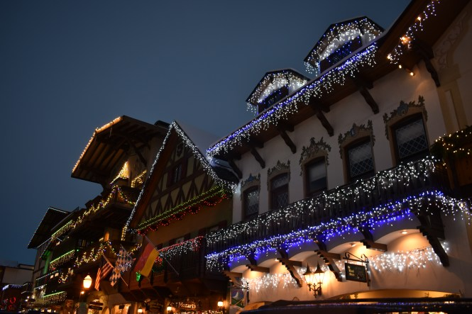 Leavenworth winter