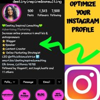 Instagram Bio/Profile Optimization That Works