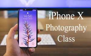 iPhone X Photography Class