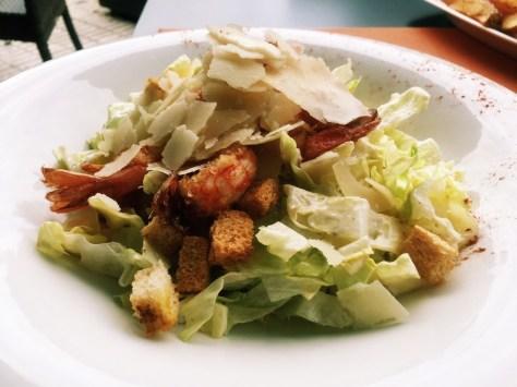 Caesar Salad (11,50€)