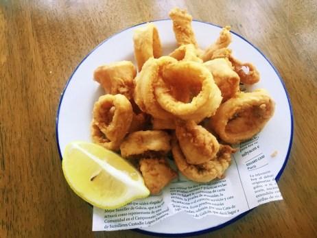 Calamares (5,00€)
