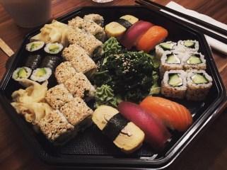 Wok - Sushi - Lieferheld - Lieferdienst - 1