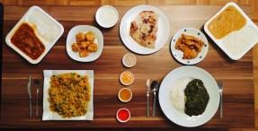 Punjabi Roti Lieferdienst Lieferheld