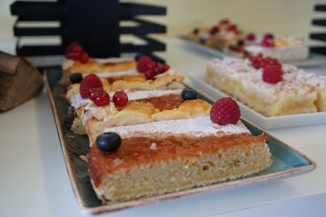 Brunch im Bella Vista Flughafen Muenchen Desserts