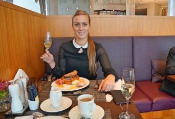 Hilton Brunch Charles Lindbergh Gourmet Restaurant