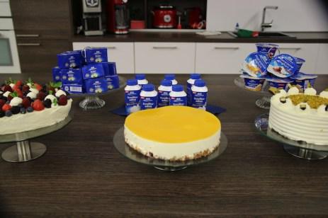 Weihenstephan Konditorsahne Produkttest Kaesekuchen