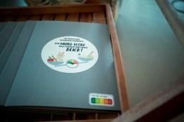 Nutri Score Lebensmittelkennzeichnung Danone Mappe