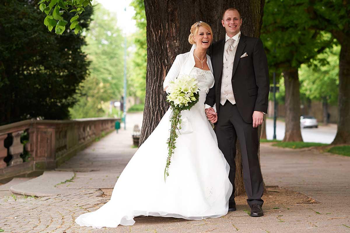 Fr Das Brautpaar Polnisch