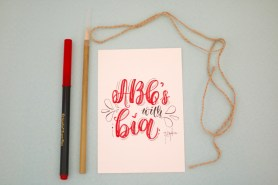 I've collaborated with my friend, Kat Meguizo for these Christmas inspired lettering and water color photos. :) Trying to boost my ig posts, any tips on how to take better pictures using phone cam?