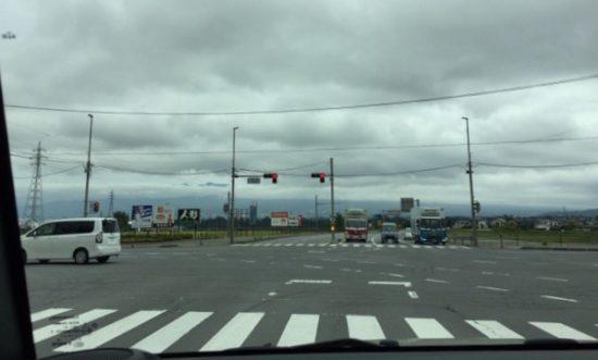 佐久コスモスまつり2018年道中画像