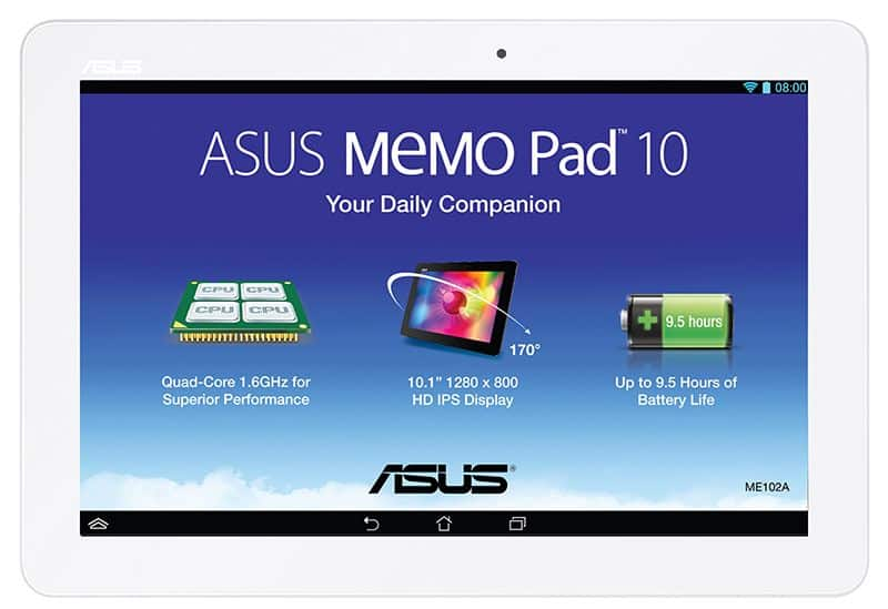 Asus Memo Pad 7 Lineage Os