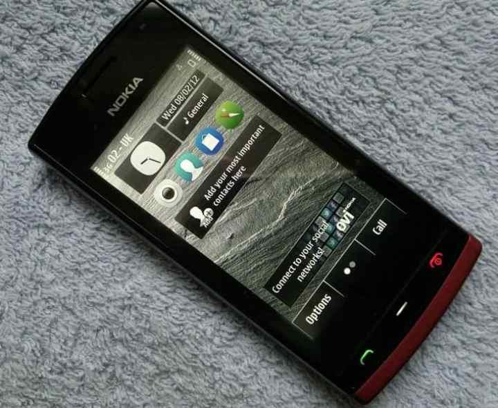 Biareview com - Nokia 500