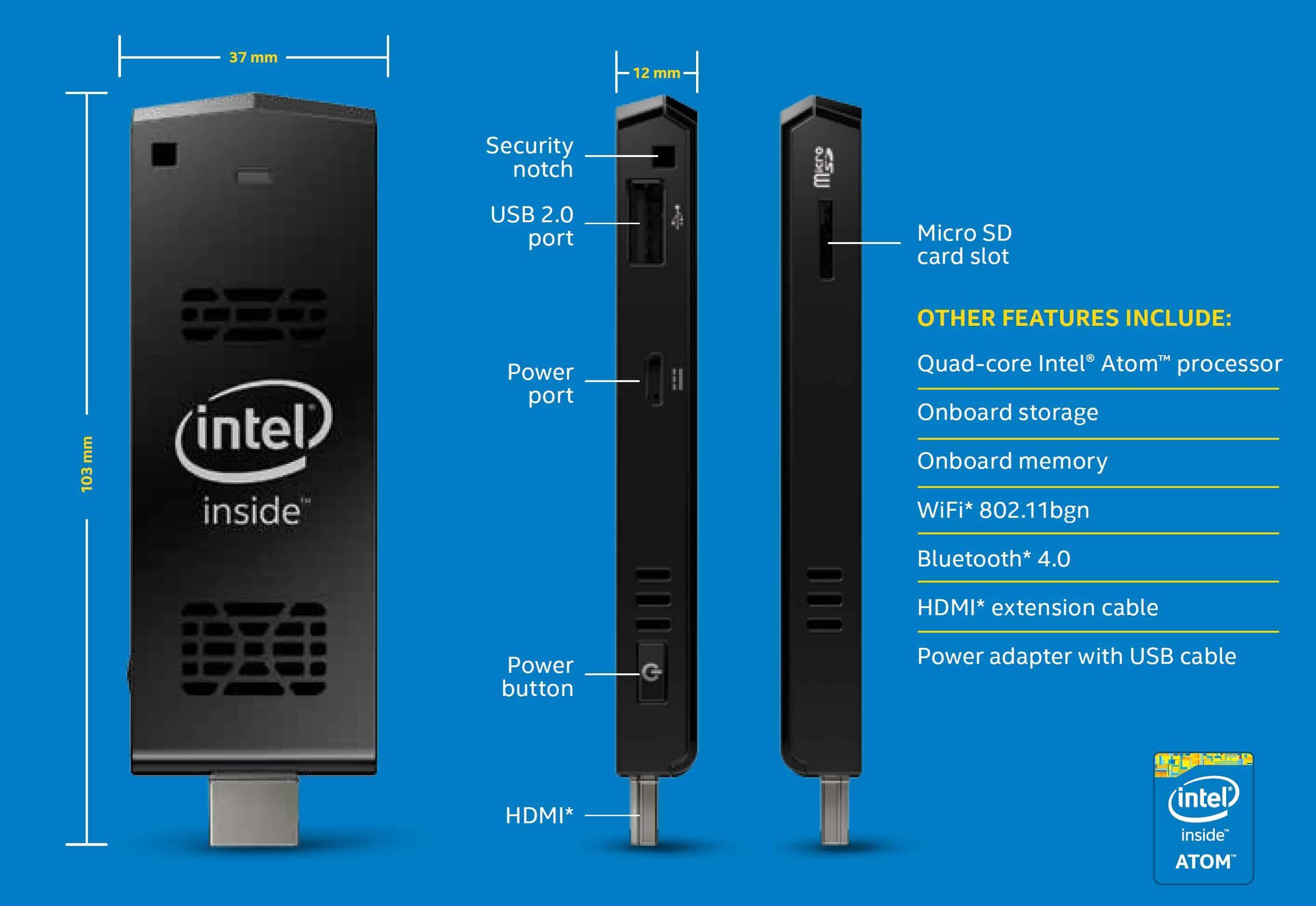 Biareview com - Intel Compute Stick
