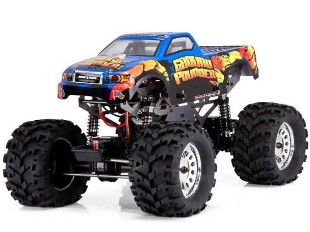 Biareview Com Rc Truck Monster