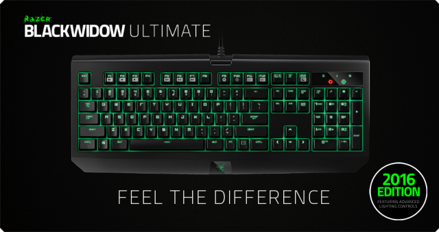 razer blackwidow ultimate 2016 firmware update