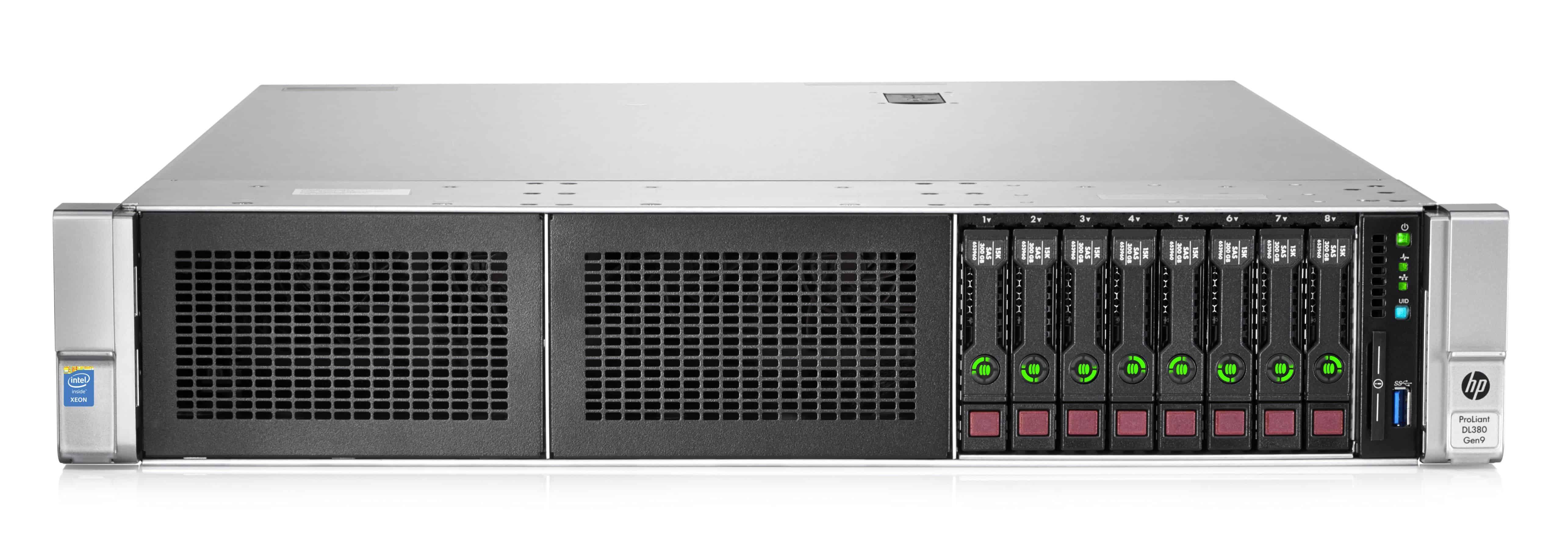 Biareview com - HP Proliant DL380 Gen9