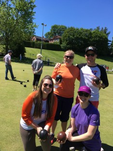 ParticipACTION playing Bowls