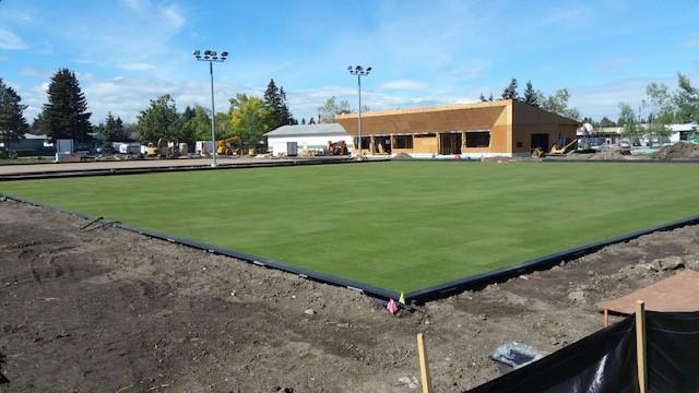 Construction of Calgary LBC
