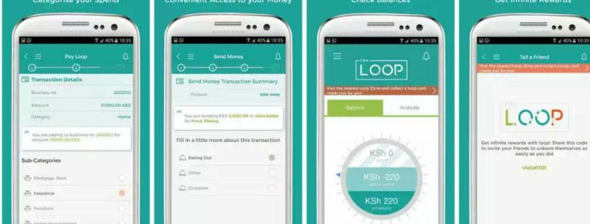How to Deposit Money to CBA Loop via Mpesa