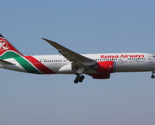 Kenya Airways Delta Airlines Codeshare