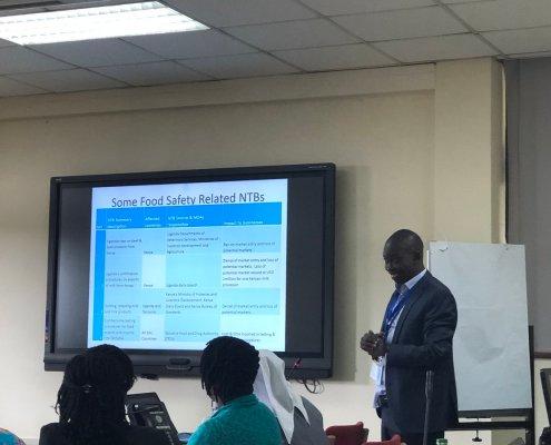 Expert to address Red Alert: Regulation of food and drugs in Kenya