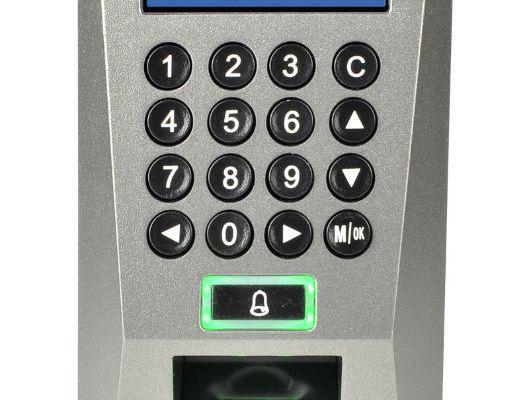 -Fingerprint-Access-Control
