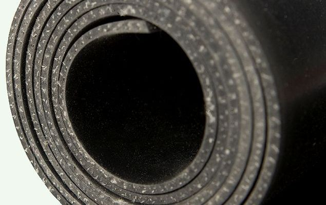 Rubber belting insertion 1