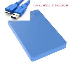Casing {3.0 USB} For laptop SATA Harddisk 2.5inch Enclosure@ Ksh 1400
