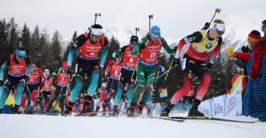 Mass-start hommes Antholz 2019