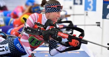 Clare Egan - Robert Henriksson/TT via AP
