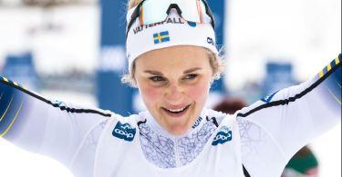 Stina Nilsson AFP - MARTIN OUELLET-DIOTTE