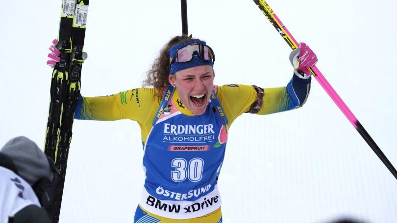 Hanna Öberg - IBU