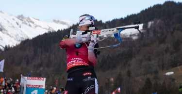 Tiril Eckhoff - IBU