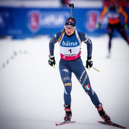 Dorothea Wierer - Sondre Eriksen