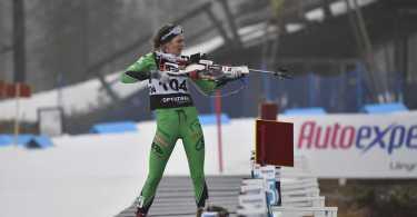 Stina Nilsson - Nisse Schmidt/TT
