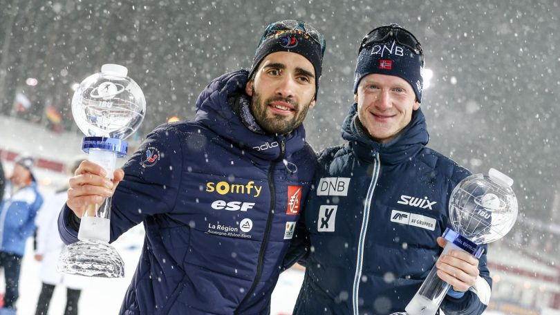Martin Fourcade - Getty Images