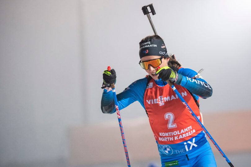 Anaïs Chevalier - Kevin Voigt