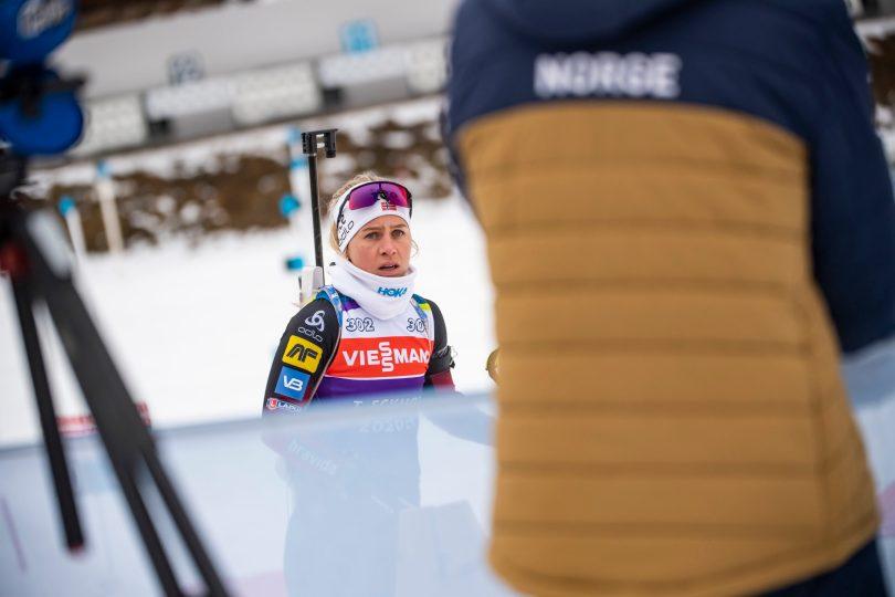 Tiril Eckhoff - Kevin Voigt