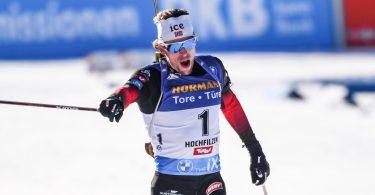 Sturla Holm Laegreid - Kevin Voigt