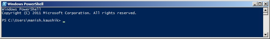 Powershell - Powershell Script to backup all user DBs in SQL Server (1/4)