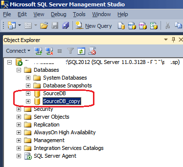 PowerShell for Copy Database