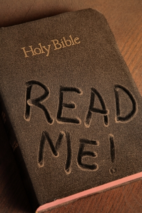 Image result for Picture reading the Bible