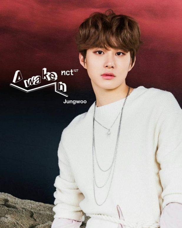 JungwooNCT Members Profile