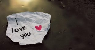 Love Message: A Romantic Way to Say Love