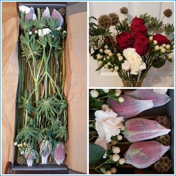 Romantic Flower Gifts