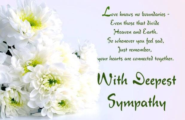 Sympathy Card Messages for Loss of Father