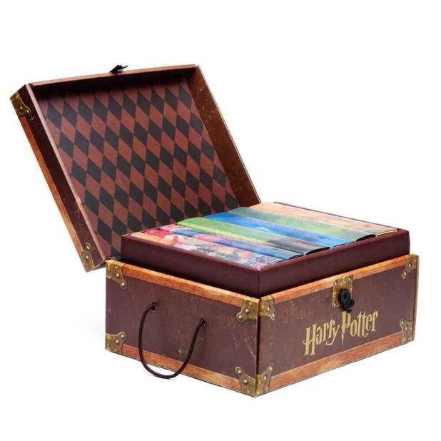 Adorable Vintage Harry Potter Suitcase