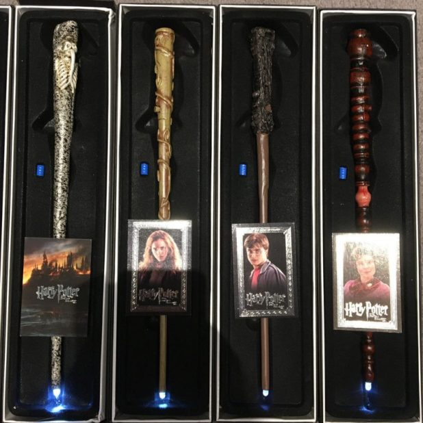 Marvelous Light Stick Wand Harry Potter Gift Ideas
