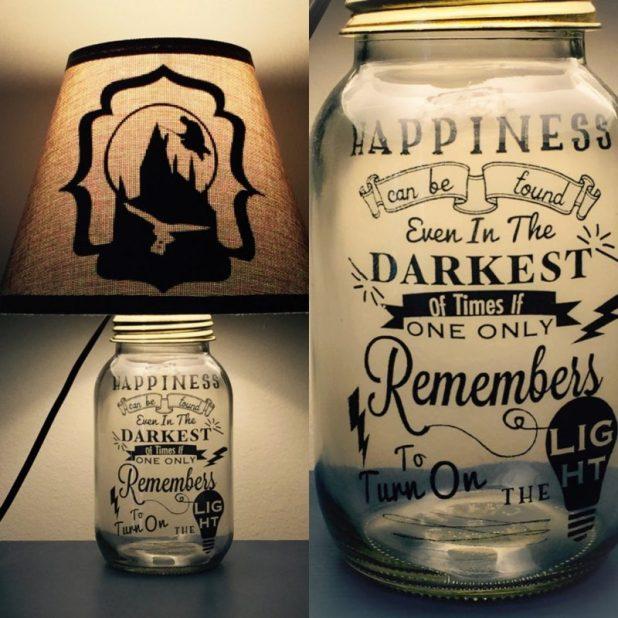 Amazing Mason Jar Lighting Idea